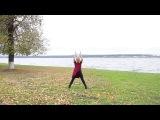 Bad Royale  Bun It Up  Julie Kozhuhovskaya  Fitness dance