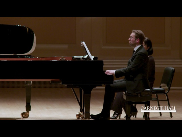 Leif Ove Andsnes and Marc-André Hamelin: Stravinsky's Le sacre du printemps for Two Pianos
