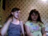 Наше первое видео-знакомство.Olga Cat and Dasha Love