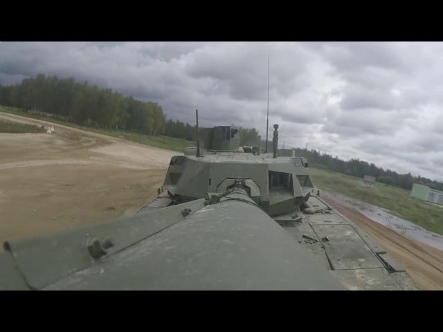 НАТО трясло от страха: первый атомный танк России