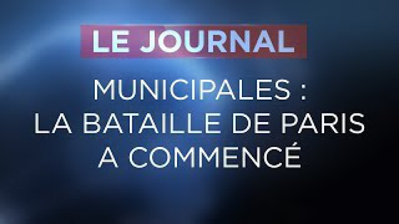 Municipales : la bataille de Paris a commencé - Journal du Mardi 21 Novembre 2017