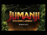 JUMANJI 2 -Trailer 2017 - Dwayne Johnson,Jack Black,Kevin Hart