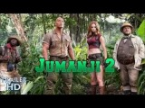 JUMANJI 2 -Review,video Life Scenes-Dwayne Johnson,Jack Black,Kevin Hart