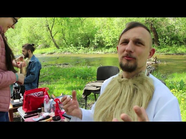 Зйомки кліпу Joryj Kłoc -- JARYŁO
