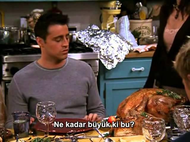 Friends - Joey's Thanksgiving Pants