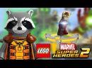 Стражи Галактики LEGO MARVEL SUPER HEROES 2 прохождение на русском Часть 1