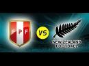 Peru vs Nueva Zelanda November 10th