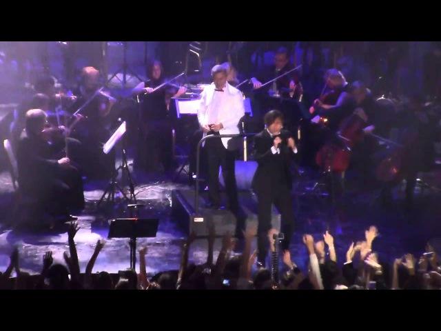 022 Варвара Би 2 с симфоническим оркестром в Крокус Сити