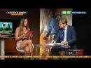 Alice Bertelli Calcio e Pepe 3 aprile 2017