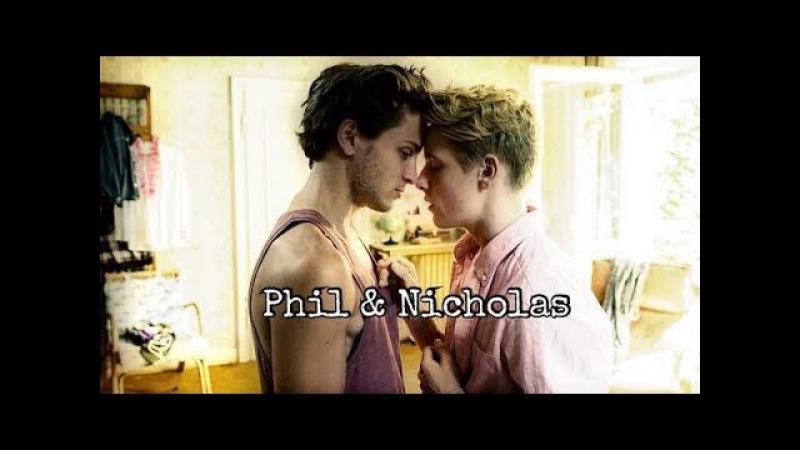 Phil Nicholas    I'm missing half of me when we're apart