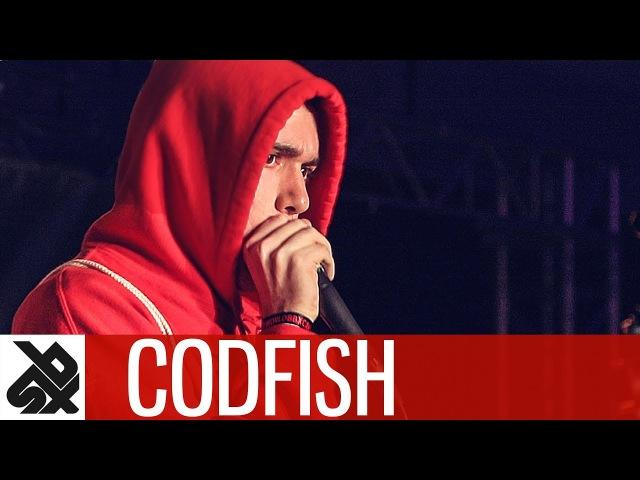 CODFISH   WBC Showcase Battle   Top 8
