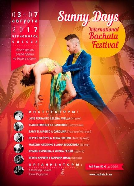 Sunny Days Bachata Festival