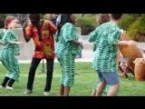 West African Ghanaian Ewe music 'n'dance