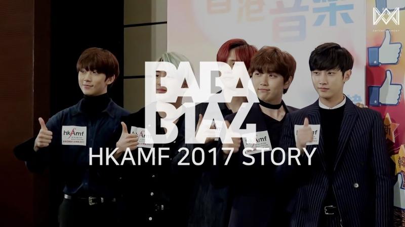 [SHOW] [170418] B1A4 @ BABA B1A4 Season 2 EP.42 HKAMF 2017 STORY