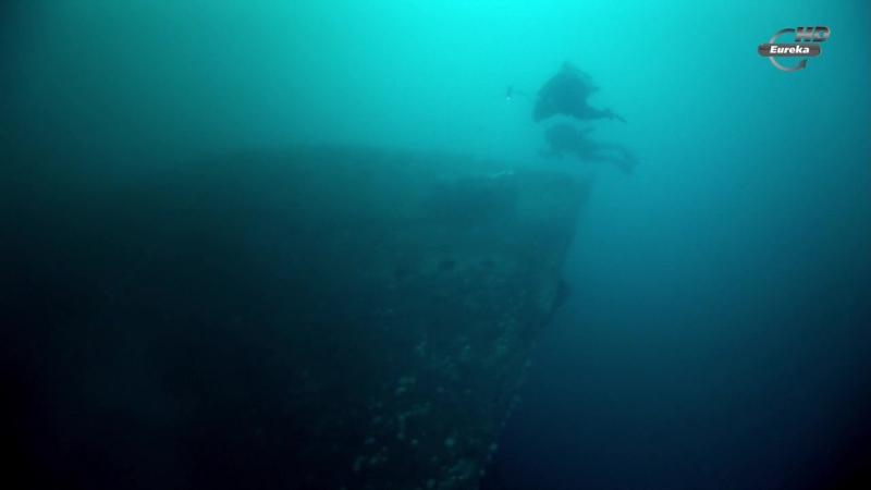 Тайны затонувших кораблей 2 сезон 2 серия Кости на дне 720p