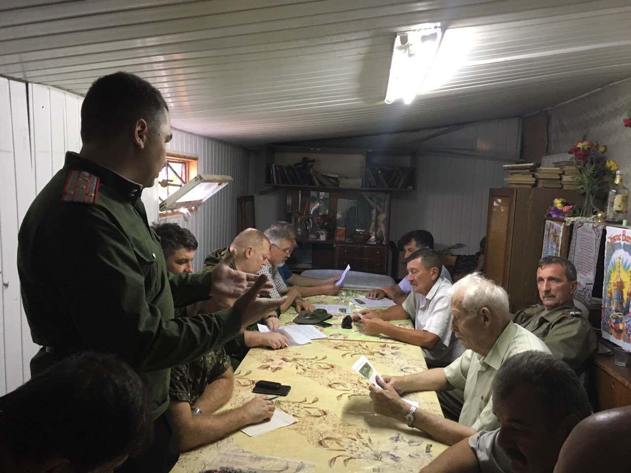 Луганские казаки приняли решение взаимодействовать в культурной сфере