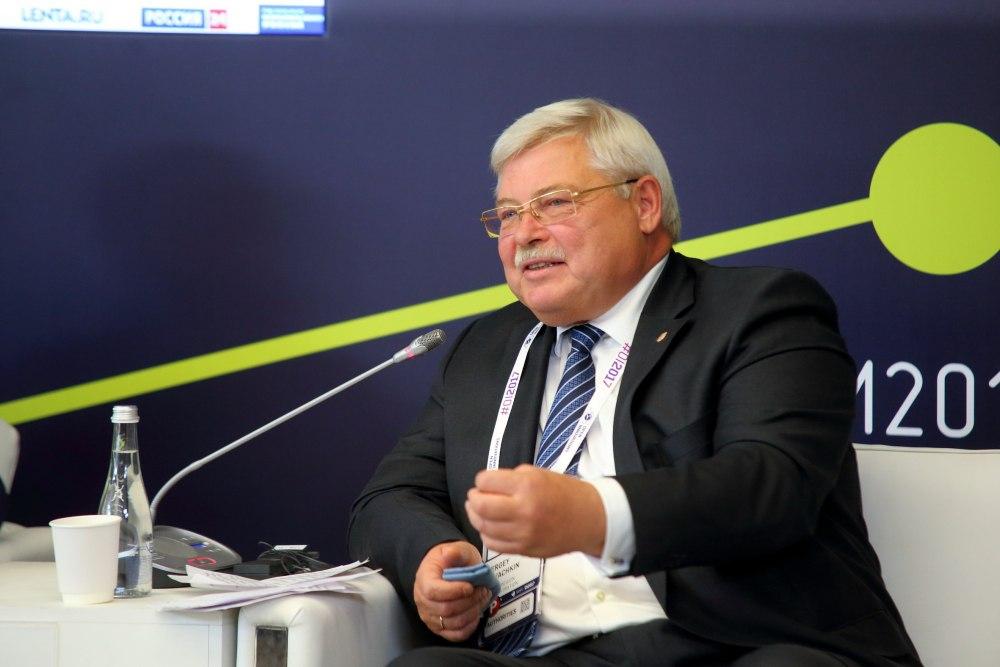 Сергей Жвачкин подписал с «Яндексом» соглашение о сотрудничестве.