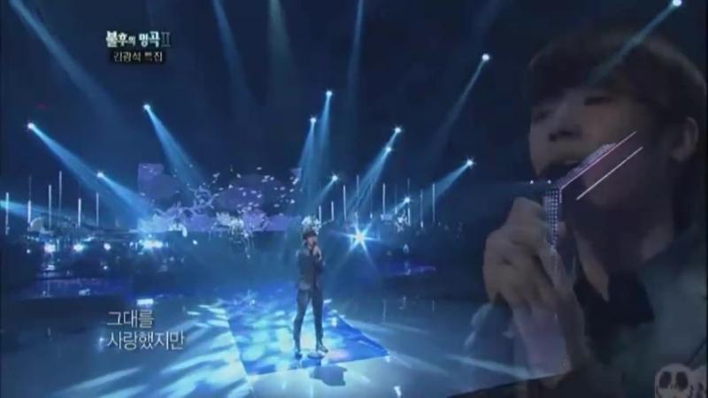 [HIT]불후의명곡2(Immortal Songs 2)-남우현(Nam woo hyun, INFINITE)사랑했지만20111015 KBS