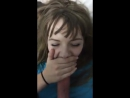 Не кончай в рот! Нашел её на MambaLove blowjob cumshot реальное частное домашнее бразерс камшот минет доминирование сперма
