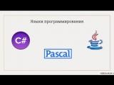 1 урок Общие сведения о языке программирования Паскаль