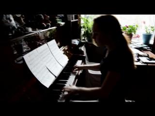 Мисс Весна - 2017(Выступление Христины Першиной. Самопредставление.)