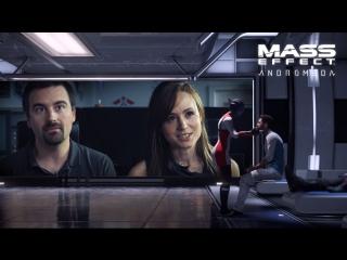 MASS EFFECT | Научная серия - часть 2: Путешествие