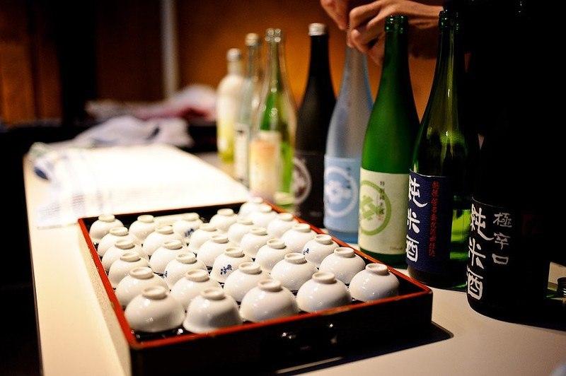 p7PtQ X0KYM - Приготовление саке – технология и рецепты