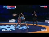 Чемпионат Мира по борьбе 2017  S. Abdvali vs K.Kilou 21 августа 2017
