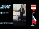 [2017.03.02] Выставка инноваций в Брно (Чехия) ⁄ Презентация SkyWay