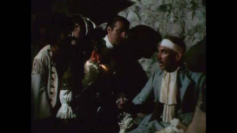 Х\ф Одиссея капитана Блада (2 серия - 1991)