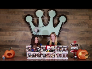 New Horror Pop!s, Dorbz and Plushies Unboxing!