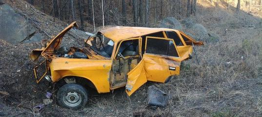 В ДТП на трассе «Братск – Усть-Илимск» погибли 4 человека