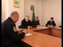 Встреча глав местных администраций с представителями амвросиевского межрайонного отдела уголовно-исполнительной инспекции