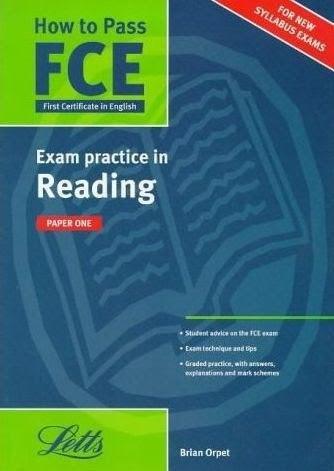PASS Exam Practice Reading Paper