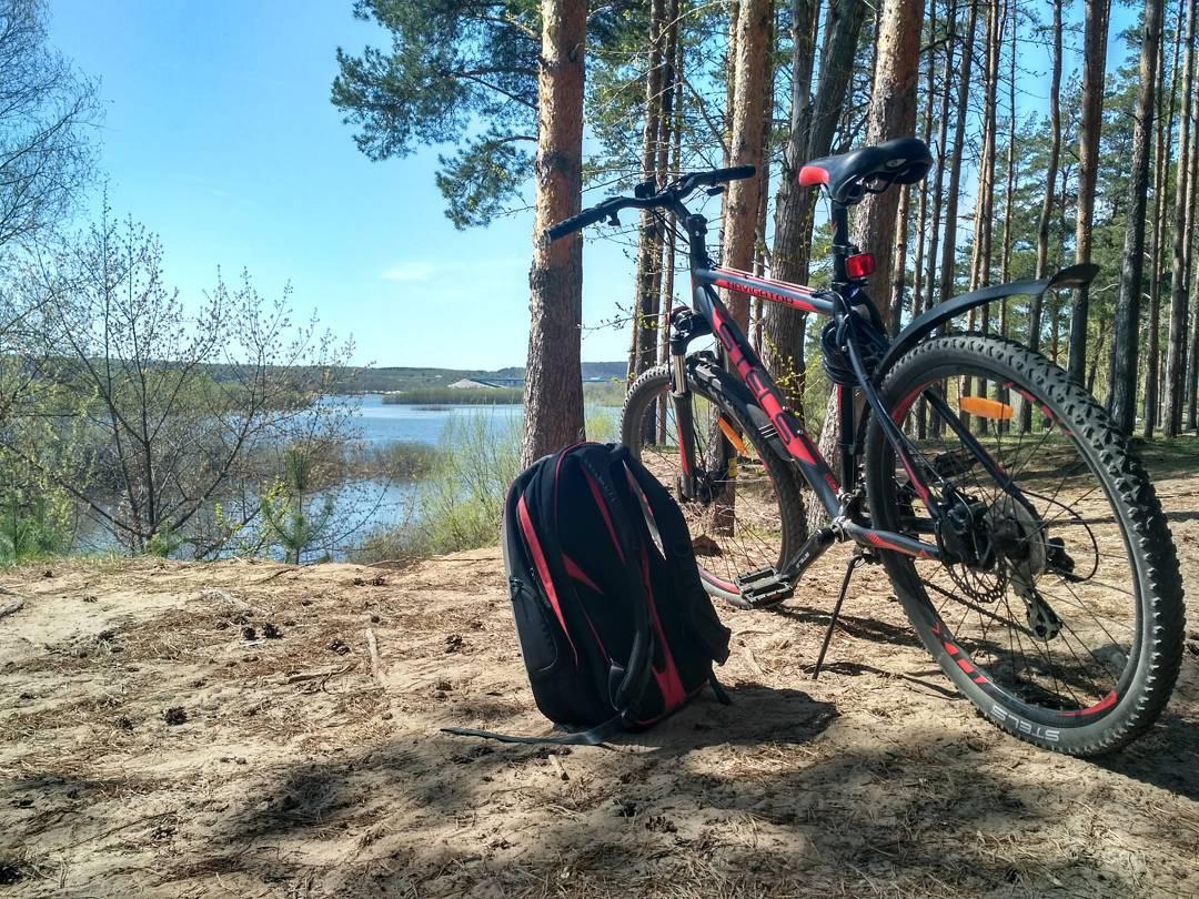 велосипед stels фото