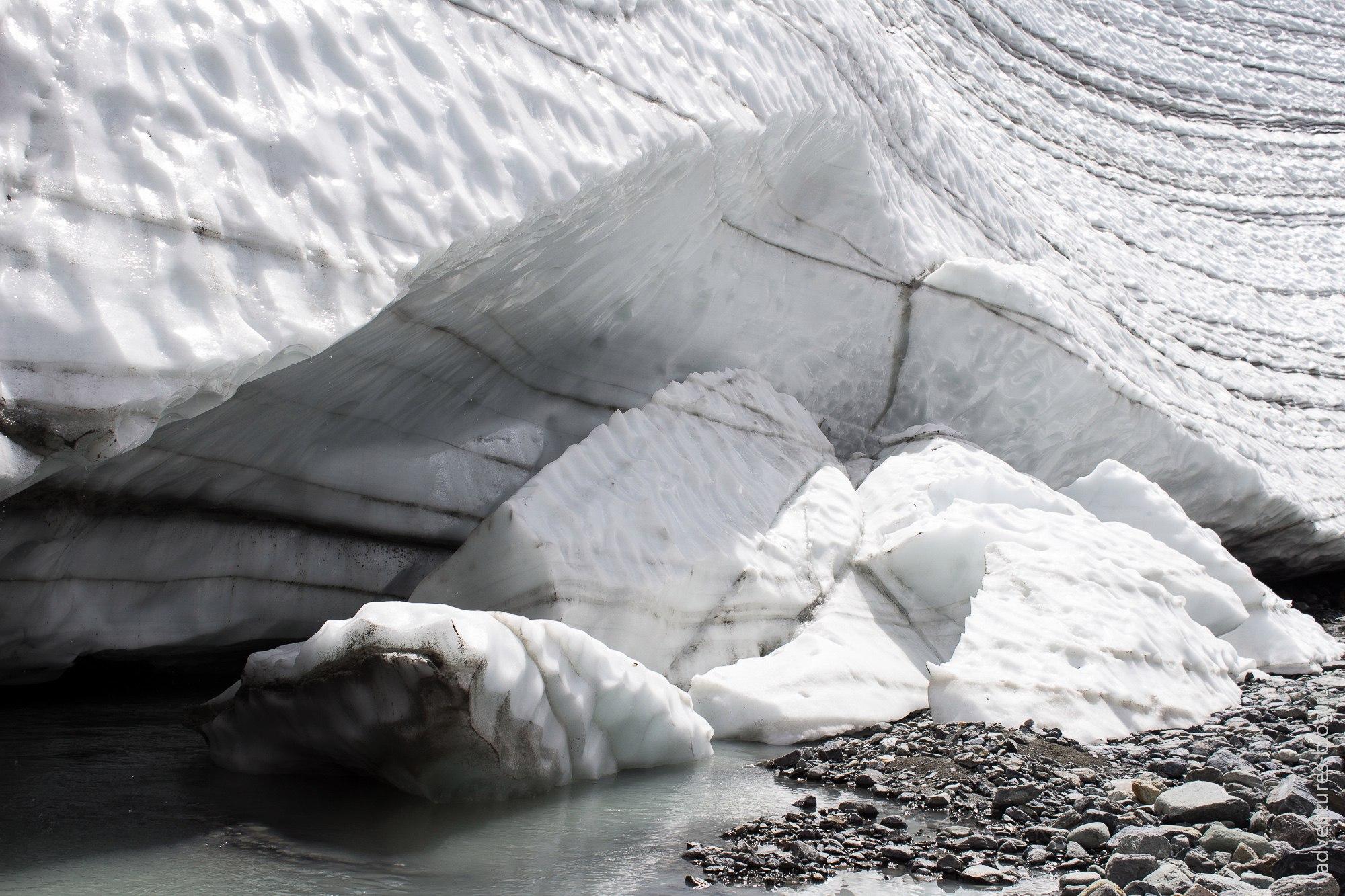 Маашейский ледник