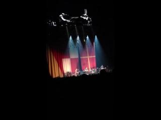 Ben Howard — The Fear (Live @ «Babel Tour»: «Susquehanna Bank Center»)
