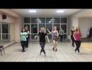 Grupo Extra - Bailemos (Bachata Radio Edit). Фитнес-танцы с Юлией Кожуховской
