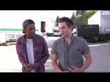 A Day With Miam BTS ¦ Teen Wolf (Season 6B) ¦ MTV