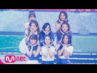 Idol School [4회]귀염울렁증 극뽁!♬ Cheer Up 신시아,이나경,이채영,송하영,김은서,타샤,빈하늘,김주현 @ 1차데뷔능력고사
