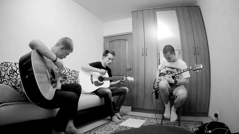 Knockin' On Heaven's Door (by GARIK, YARIK, ALEKSEY)