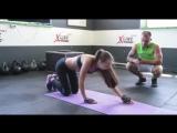 Тренировка кроссфит для начинающих