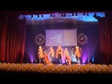 Показательное выступление Hot crew Vologda 16-11-17