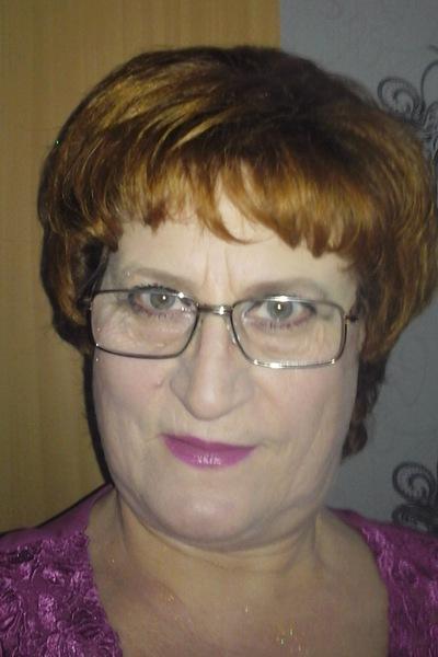 Анна Картелева (Нестерова)