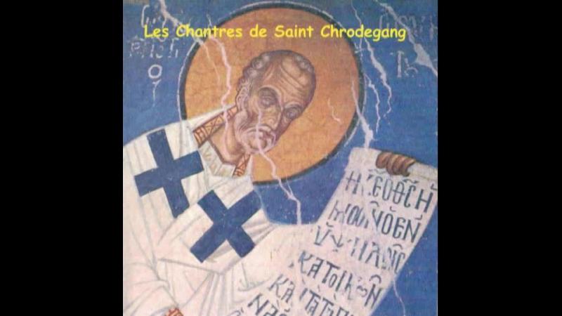 Prières orthodoxes - Les chantres de Saint Chrodegang
