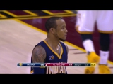 NBA Playoffs 2017  East  1st Round  Game 2  17.04.2017  Indiana Pacers vs Cleveland Cavaliers EN