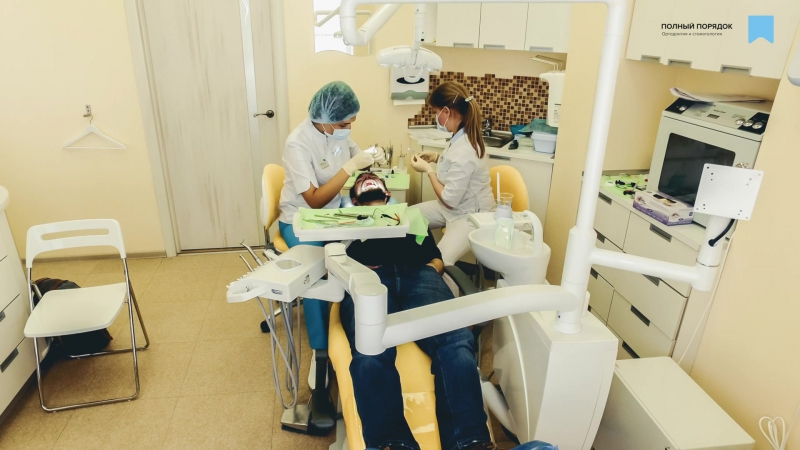 Весь прием у ортодонта за 20 секунд - раскрываем маленькие тайны клиники