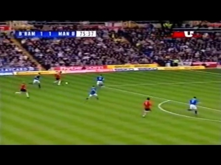 Cristiano Ronaldo Vs Birmingham City Away (10_04_2004)