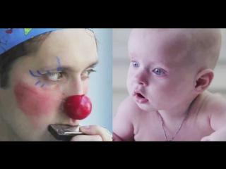 Виктория оганисян - грустный клоун - еврейская песня - автор димтрий персиц