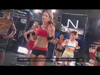 Jennifer Nicole Lee - 7. Shoulder Shredder. JNL Fusion |  Дженнифер Николь Ли - Для плеч и трицепсов